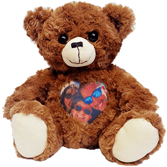 Personalized Photo Teddy Bears | Image Gift Bears | Cuddlebuddys