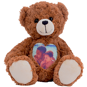 Personalized Photo and Audio Teddy Bears | Voice and Image Gift Bears | Cuddlebuddys