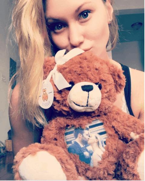 Wedding Teddy Bear | Personalized Photo Teddy Bears | Voice and Image Gift Bears | Cuddlebuddys