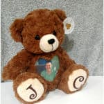 RIP Teddy Bear | Personalized Photo Teddy Bears | Voice and Image Gift Bears | Cuddlebuddys