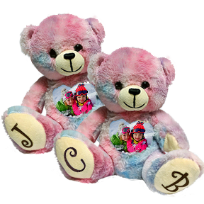 This is an image of a BBF Cuddlebuddys bear.