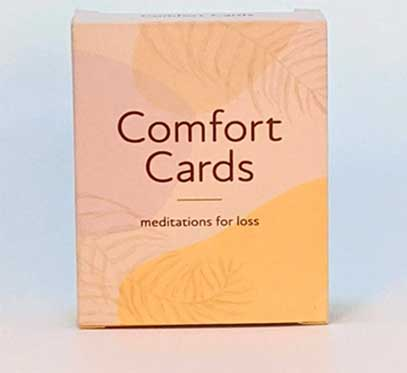 An image of a our Care Cards.